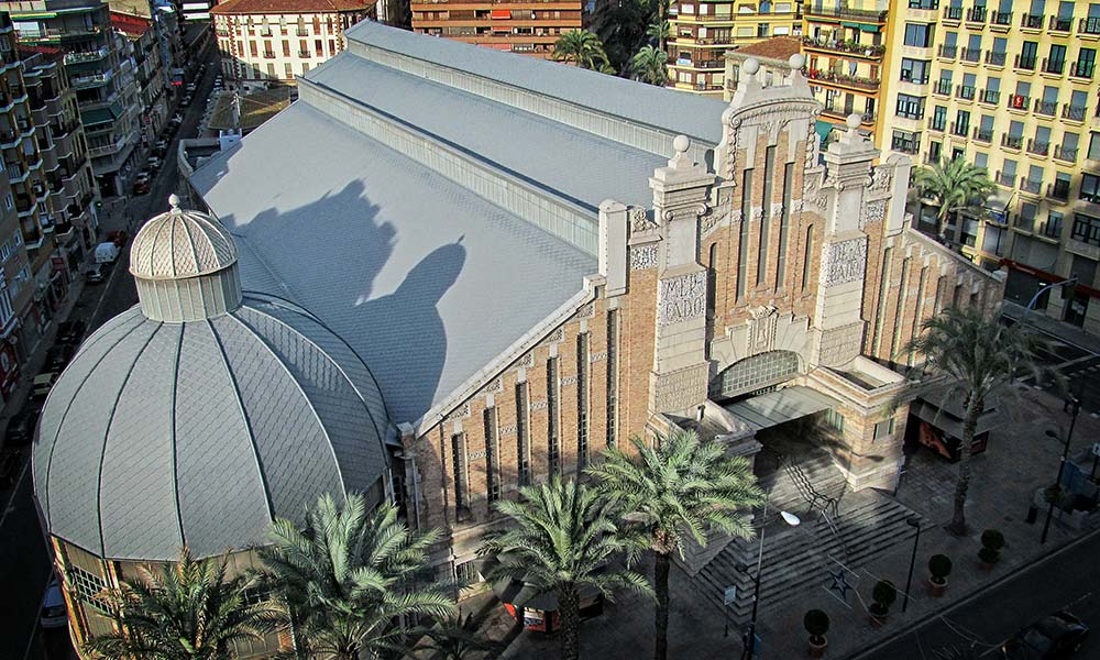 Mercado Central de Alicante - Hostal La Lonja